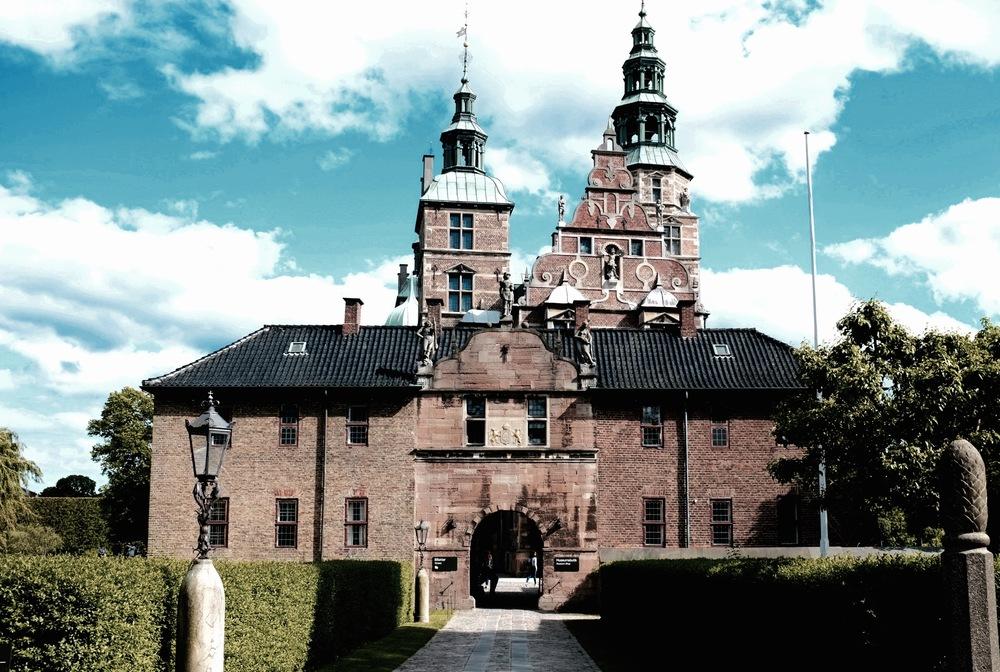 Rosenborg Slot, Copenhagen - Hill Reeves