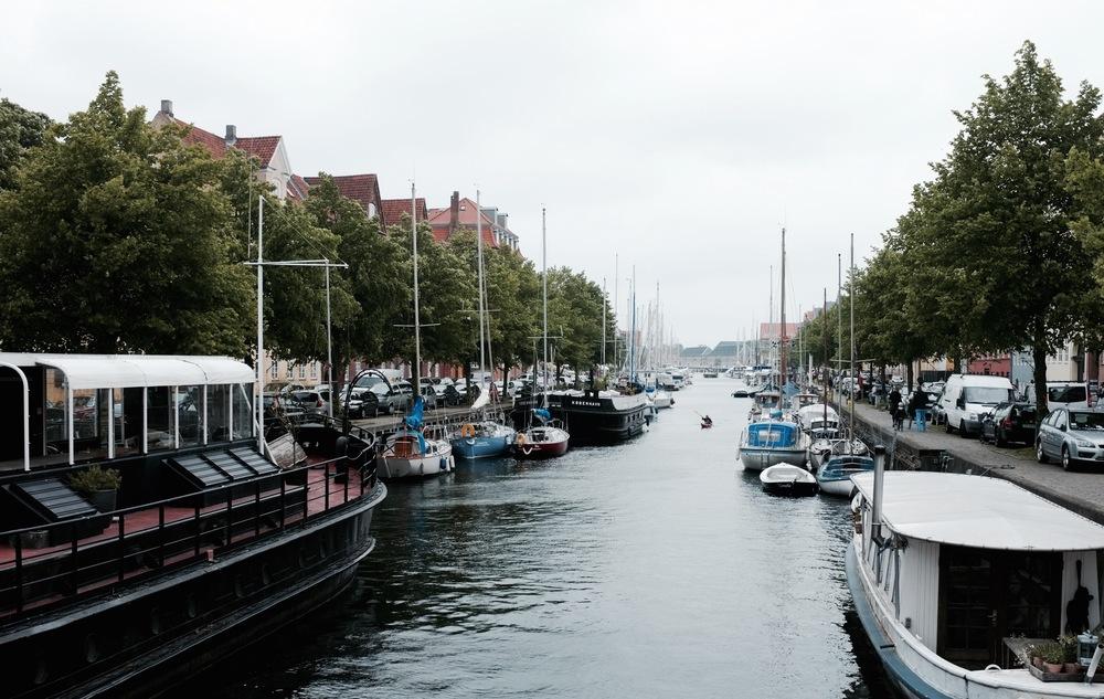 Canals, Copenhagen - Hill Reeves