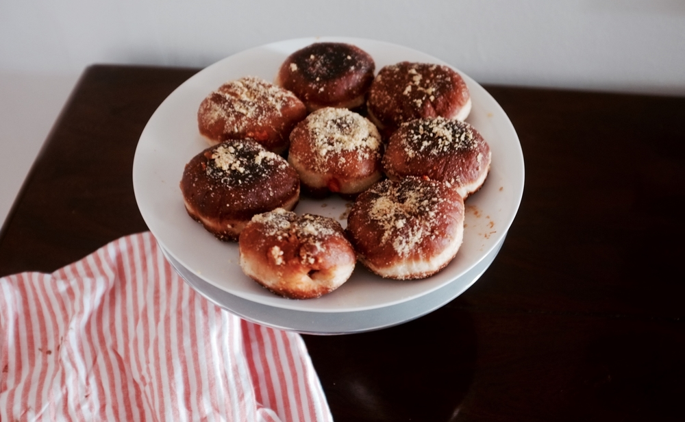 Pizza Donuts - Hill Reeves