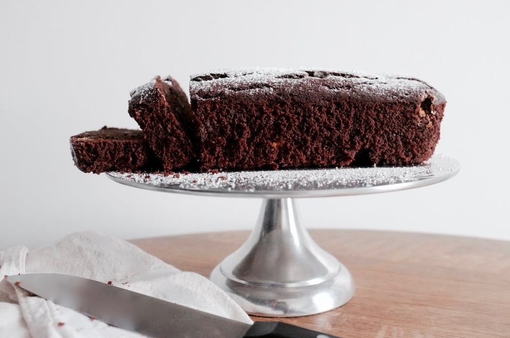Perfect Chocolate Cake - Hill Reeves