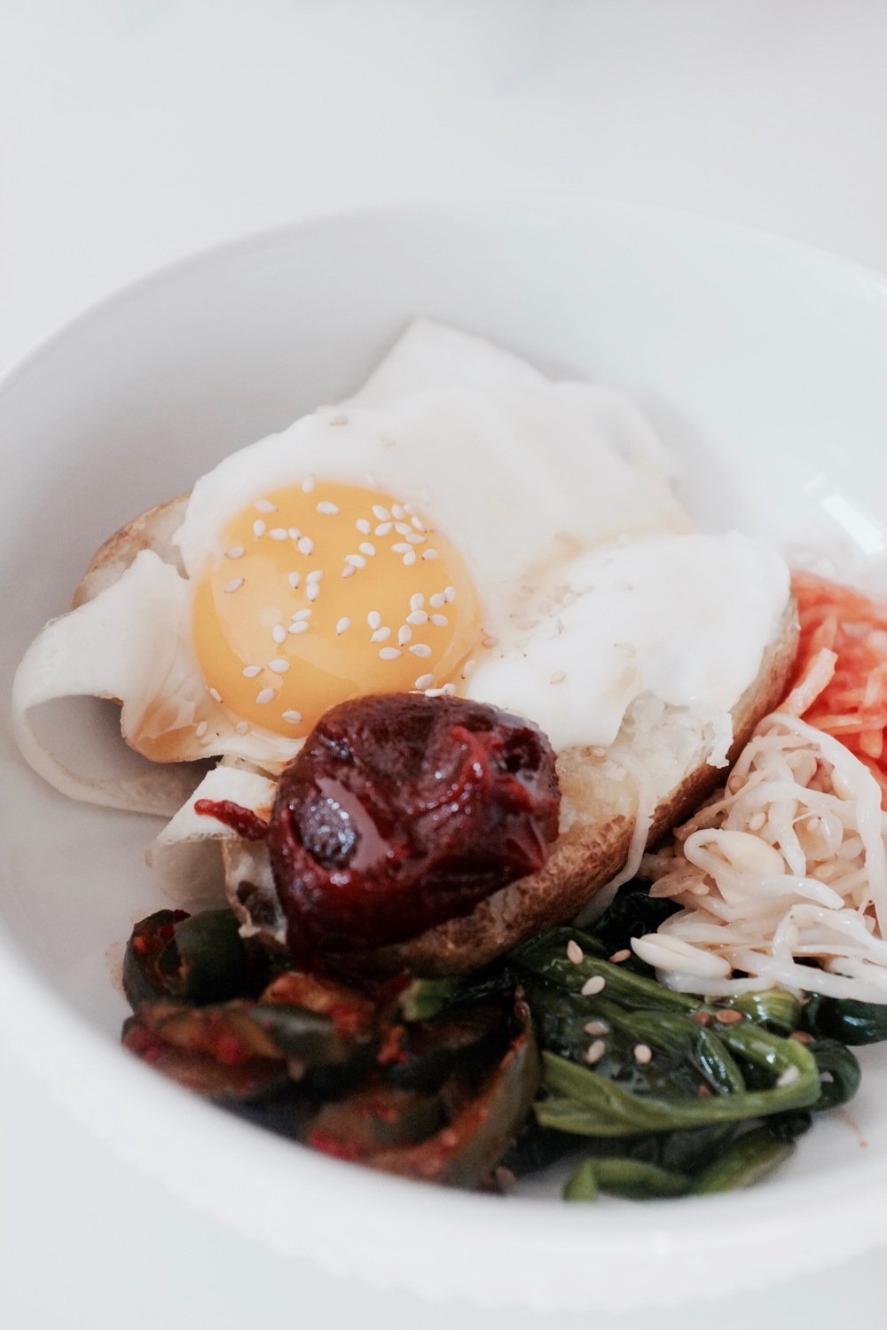 Baked Potato Bibimbap - Hill Reeves