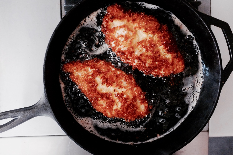Chicken Katsu recipe - hill reeves