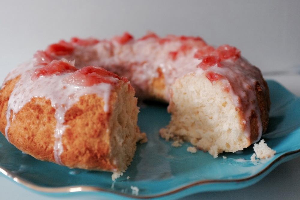 Grapefruit Cake - Hill Reeves