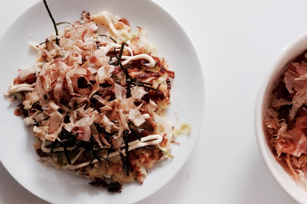 Okonomiyaki Recipe - Hill Reeves