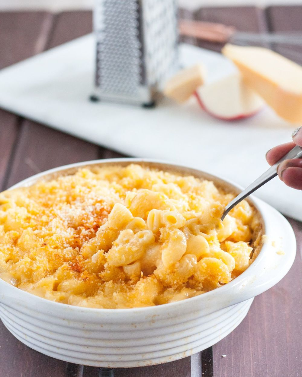 Ultimate Baked Macaroni and Cheese