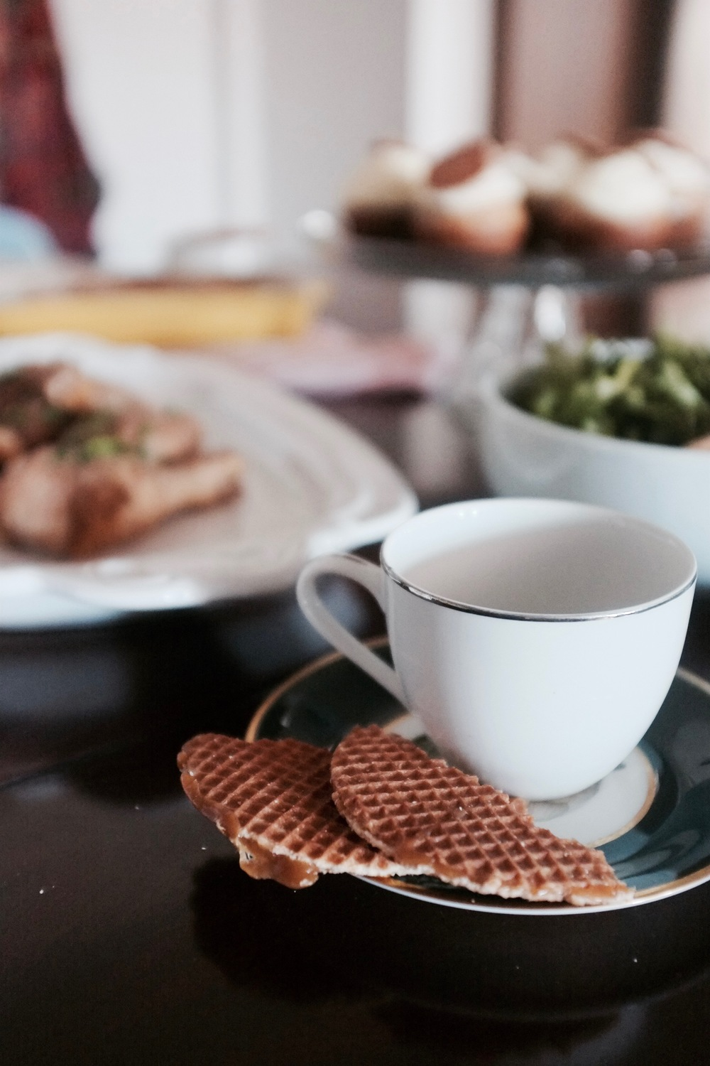 Mother's Day Stroopwafel Brunch - Hill Reeves