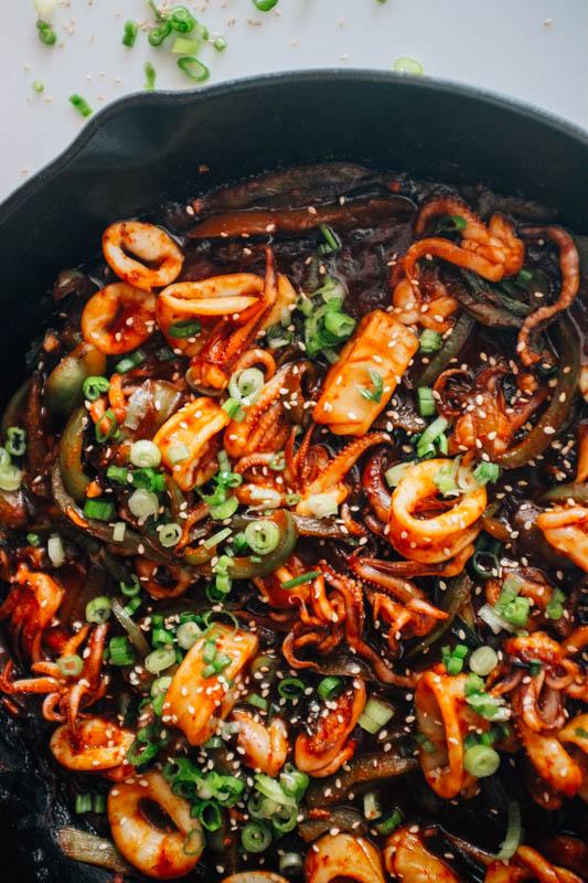 spicy korean squid stir fry - Hill Reeves-5.jpg