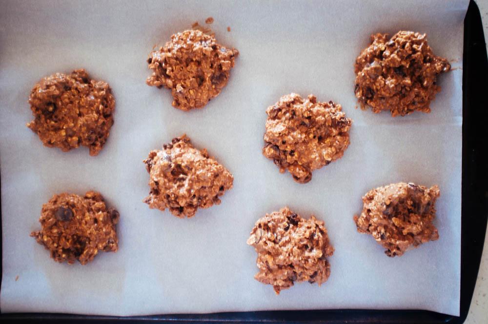 Protein-Packed Breakfast Cookies