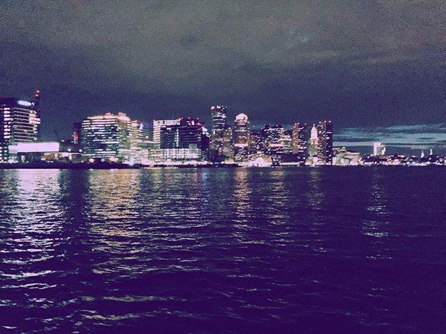 #boston by #boat! ⛵️