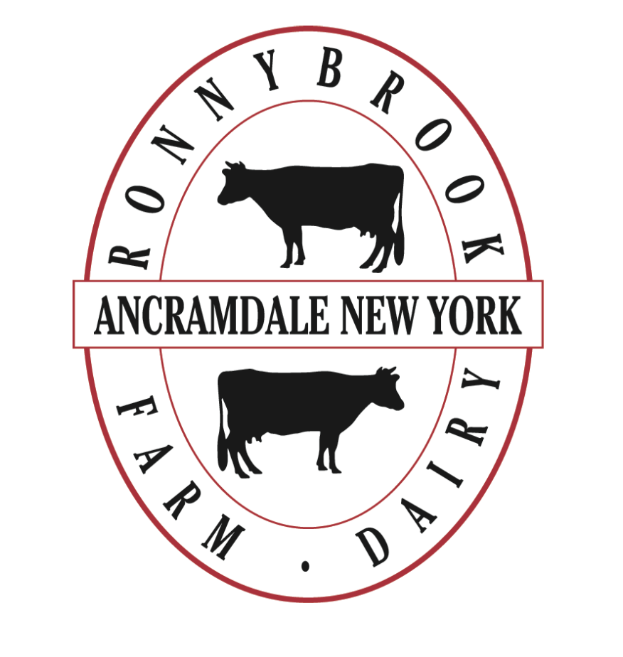 Logo of Ronnybrook Farm Dairy in Ancramdale New York