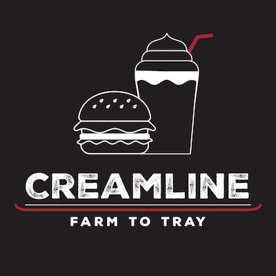 Logo of Creamline Farm to Tray restaurant