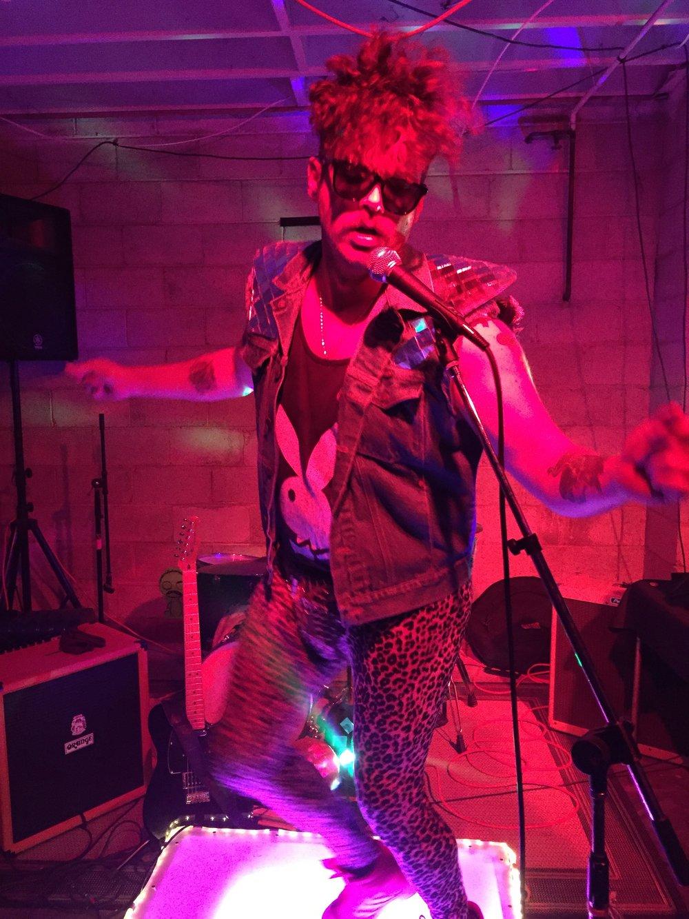 Live at The Casa Nova. Photo credit: Stephen Wilkins