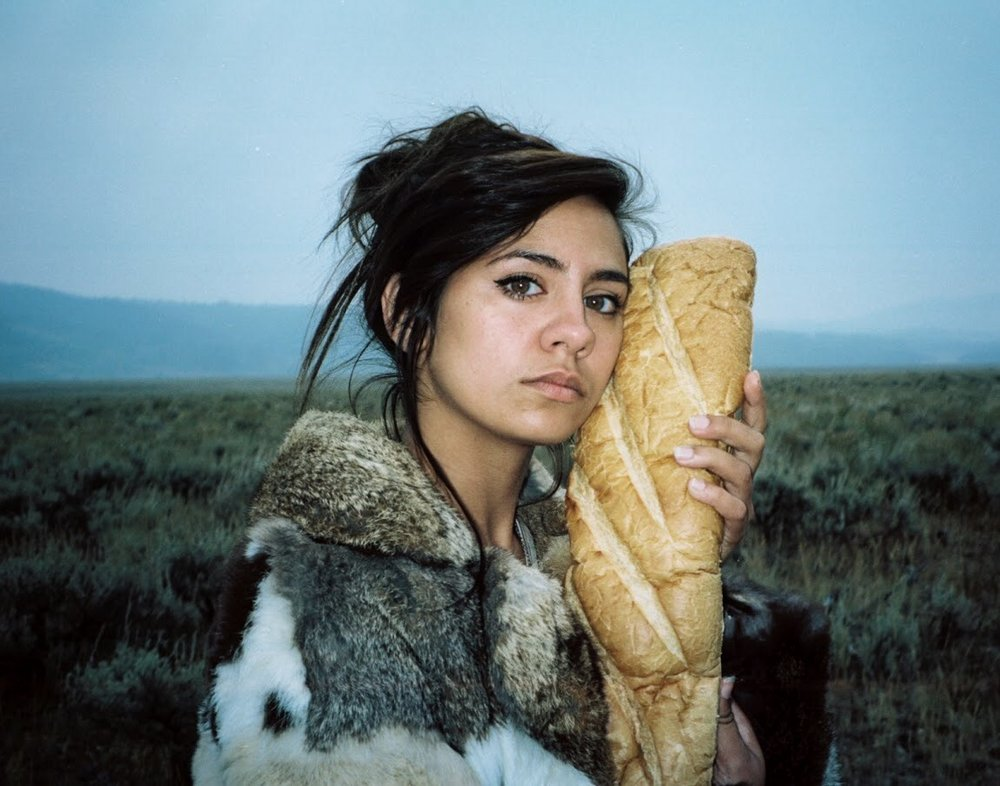Grand Teton National Park, Wyoming  KA: No loaf of bread anyone bought was safe.
