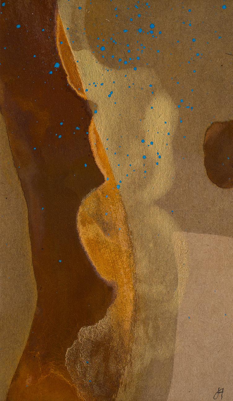 Rust & Gold, #071