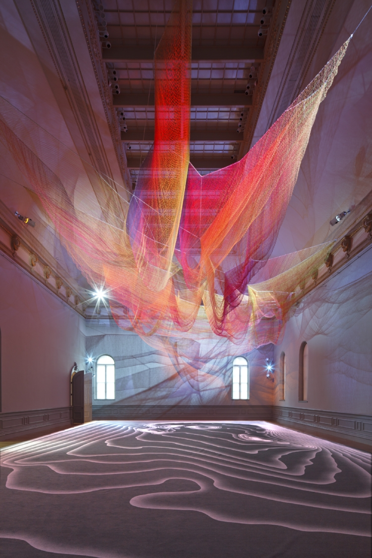 Courtesy Studio Echelman,  1.8 Renwick