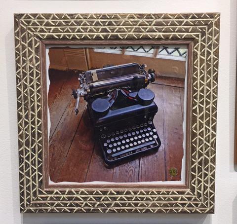 Courtesy LeMieux Galleries,  Relics,  Debra Howell