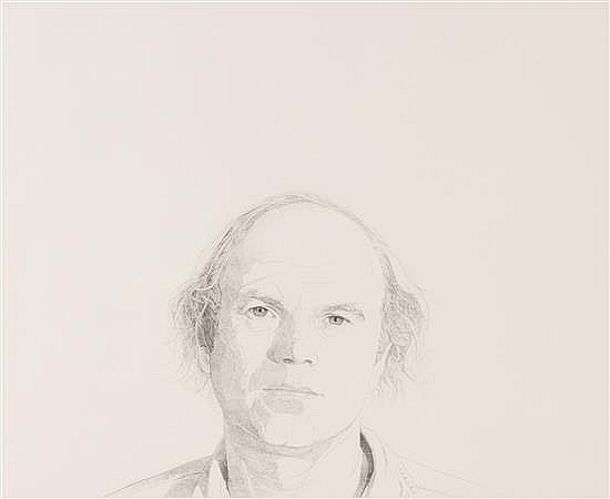"""James Rosenquist"" by Theo Wujcik"
