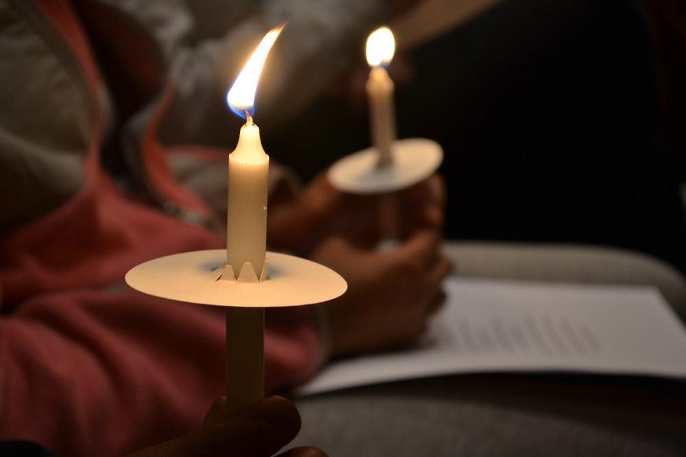 MLK Candlelight Vigil