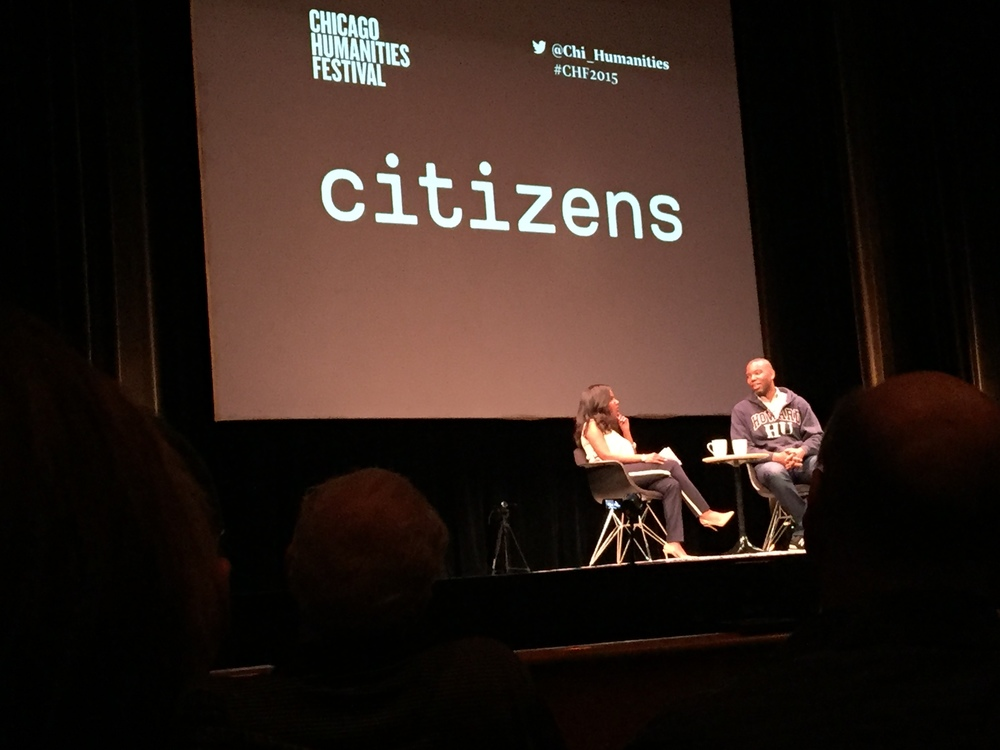 Chicago Humanities Festival comes to NU with speaker Ta-Nehisi Coates
