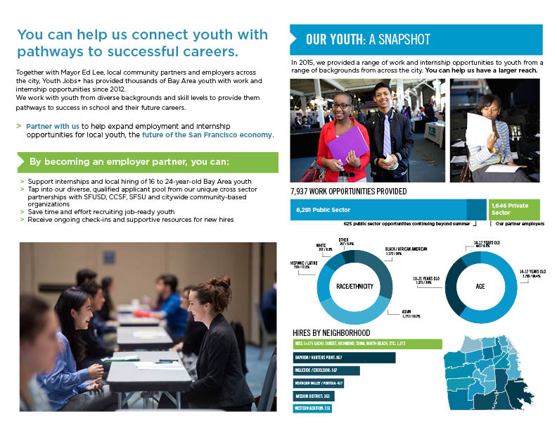 Employer engagement brochure (2/2)