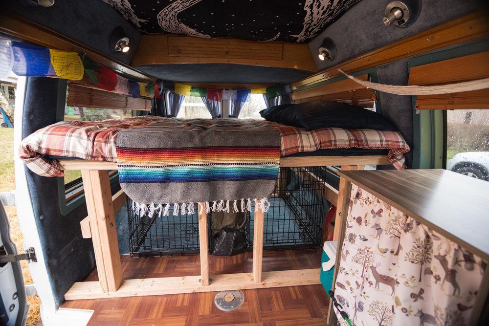 Camper Life Blue Eyes And Spitfire