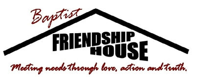Baptist Friendship House logo