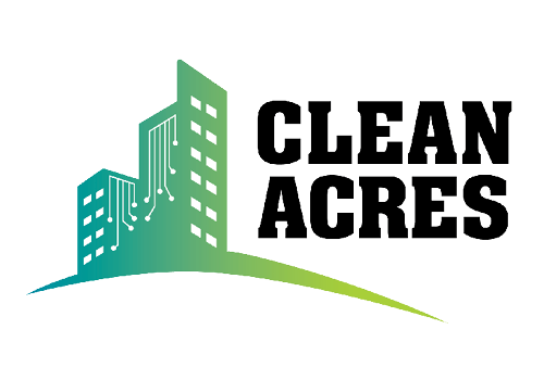 CLEAN ACRES  Logo