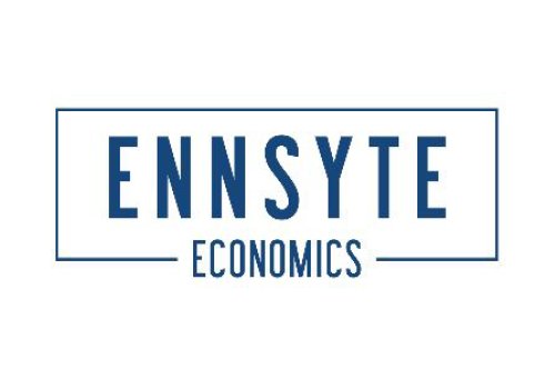 ENNSYTE ECONOMICS   Logo, Website