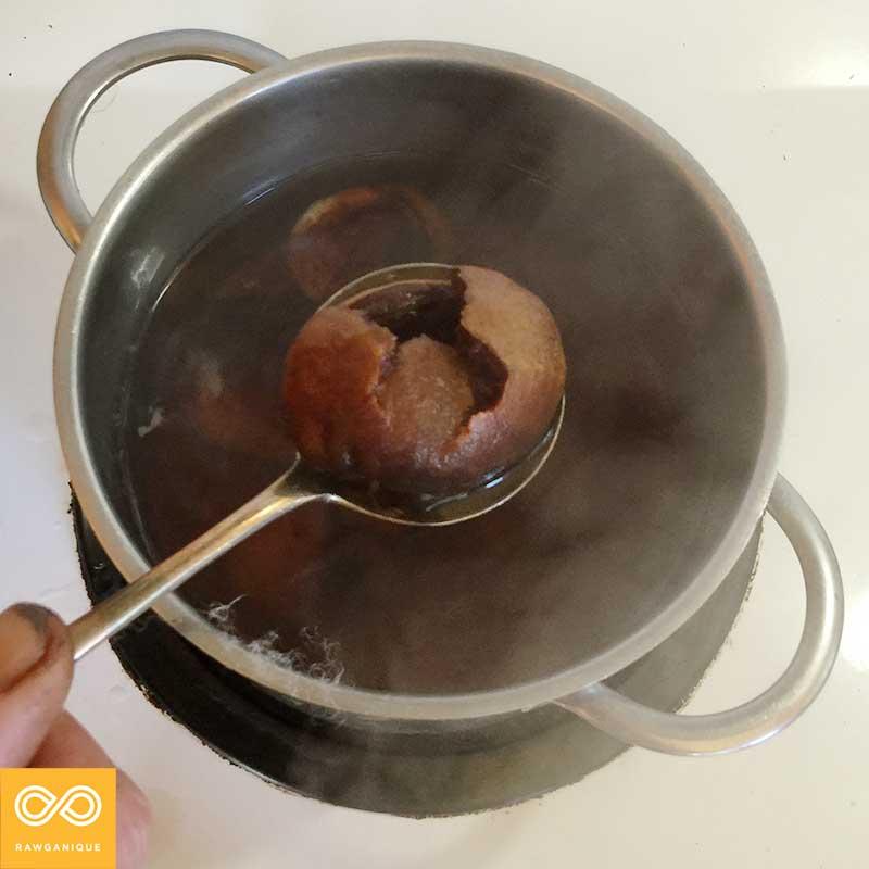 Almond Dye