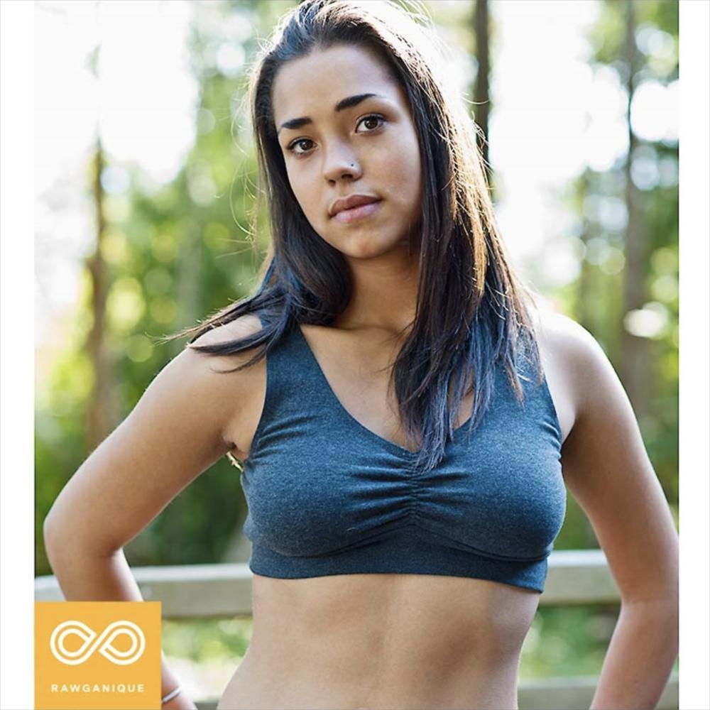Organic cotton comfort extreme bra