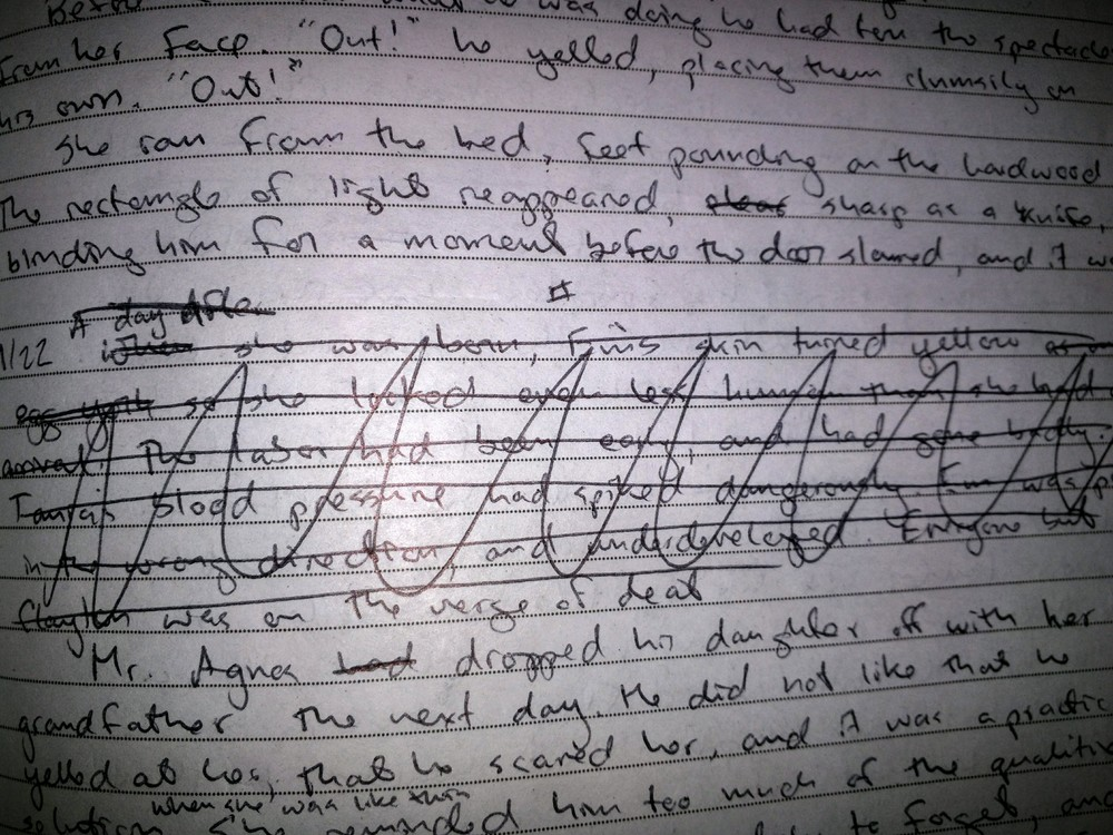 "From My Experiments in Longhand: A Super Secret Preview of a WIP titled ""Agnos"""
