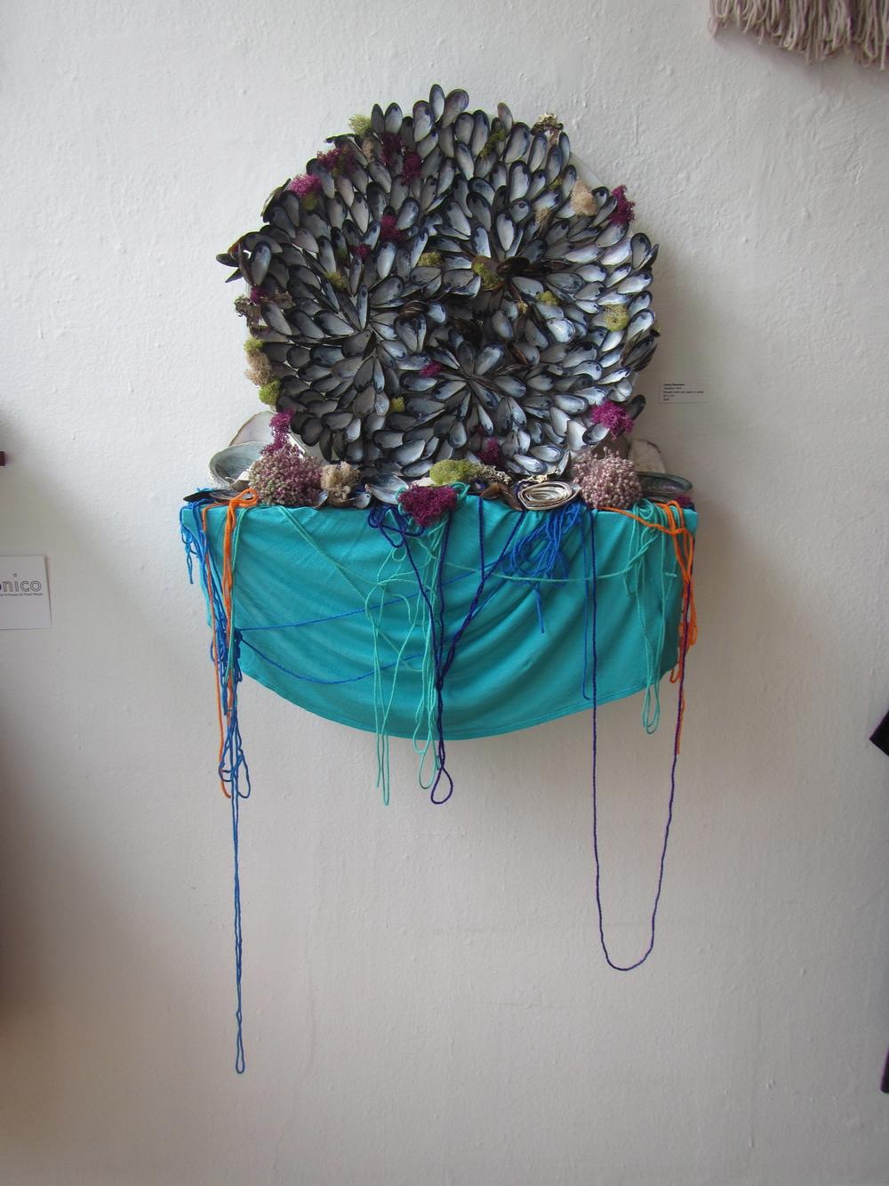Sculpture by Jessy Gaumann.