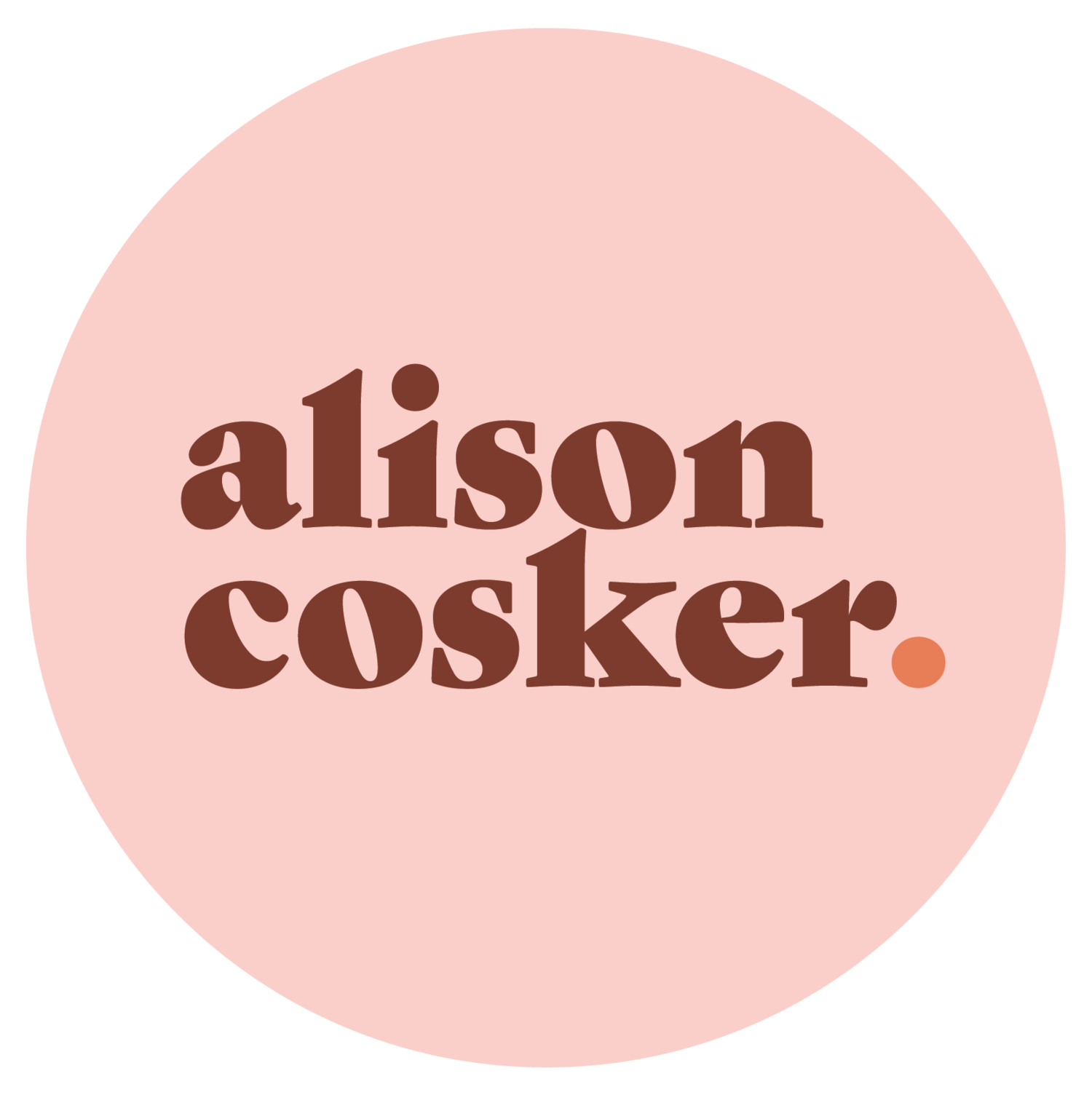 alison cosker - photographer