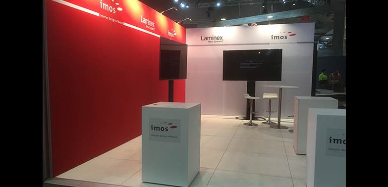 Exhibition Stands Nz : Laminex nz awisa exhibition and display stands trade show
