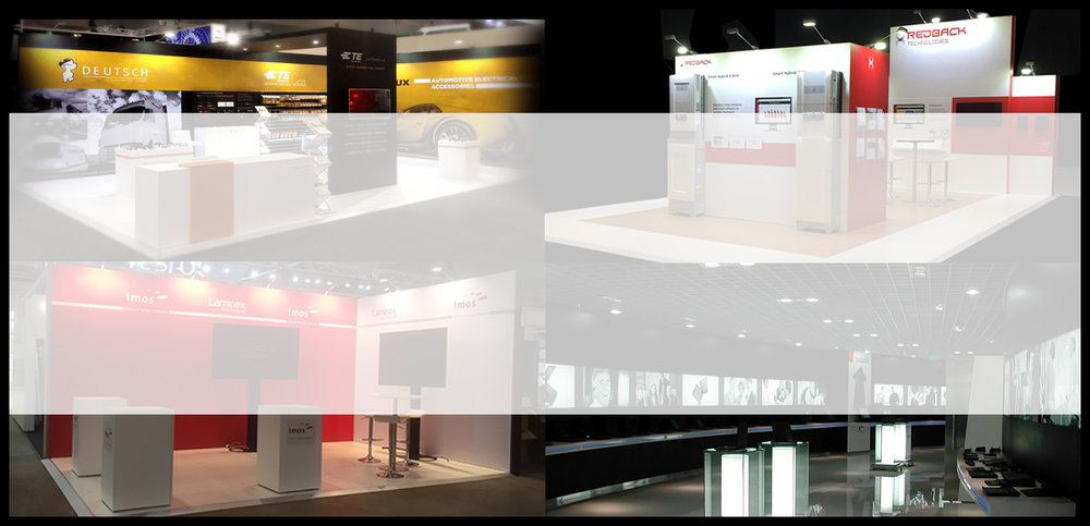 Custom Exhibition Stands Melbourne : Trade show displays exhibition stands iexpo melbourne