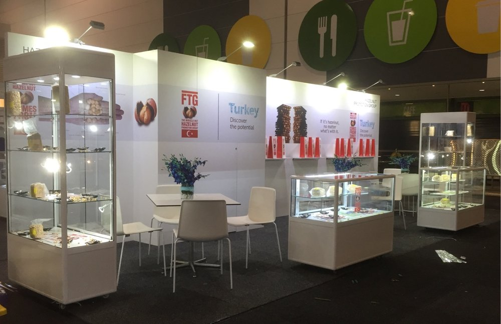 TURKISH PAVILLON @ FINE FOOD AUSTRALIA