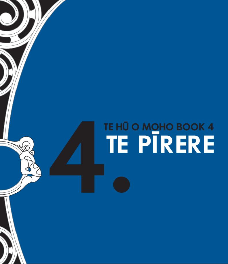 Book 4: Te Pirere