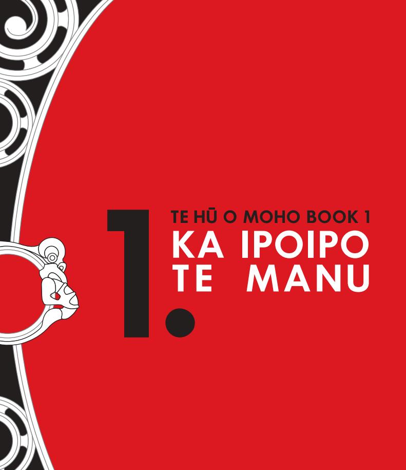 Book 1: Ka Ipoipo Te Manu