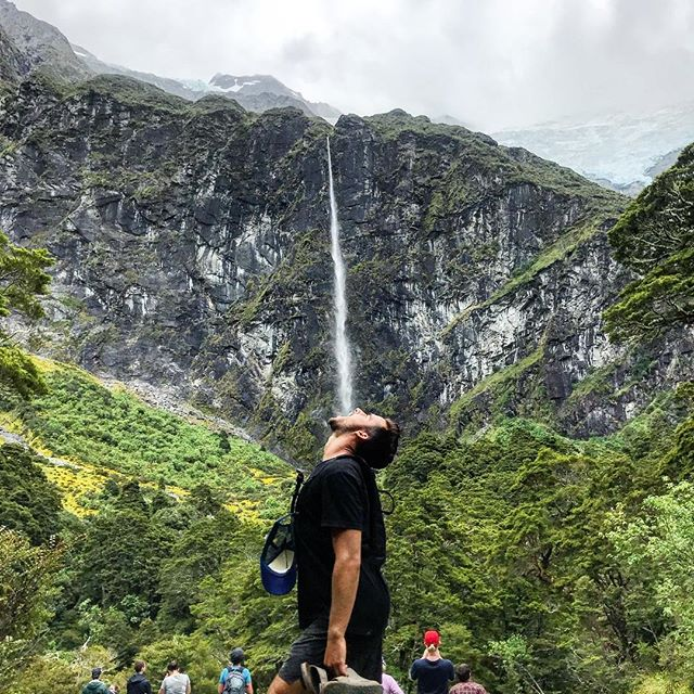 More barefoot hikes, more glaciers, more waterfalls, this place just keeps amazing me!