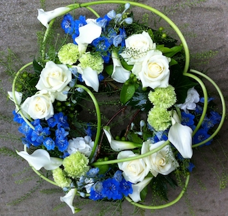 Funeral flowers - Morphews Designs.JPG