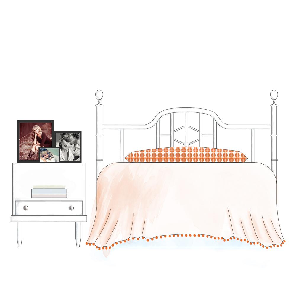 Bedside portraits
