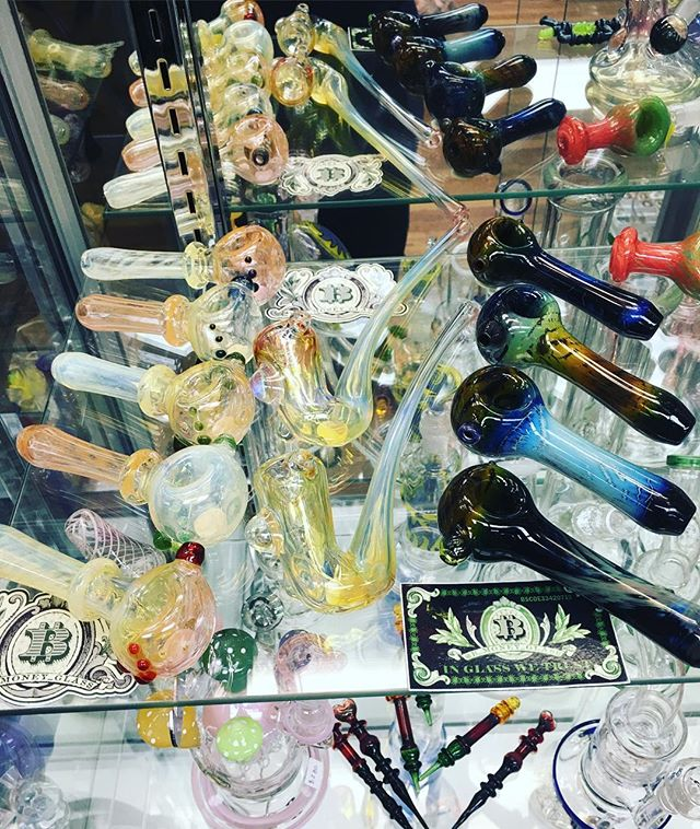 FRESH DROP!!! By @b_money_glass come check these fire pieces • All available in store or dm for shipping