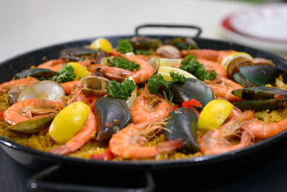 Seafood Fiduea / Fideo