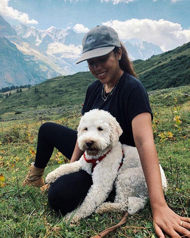 eine kleine Pause 🍎 #hikingday2 #rodeolaexploradora