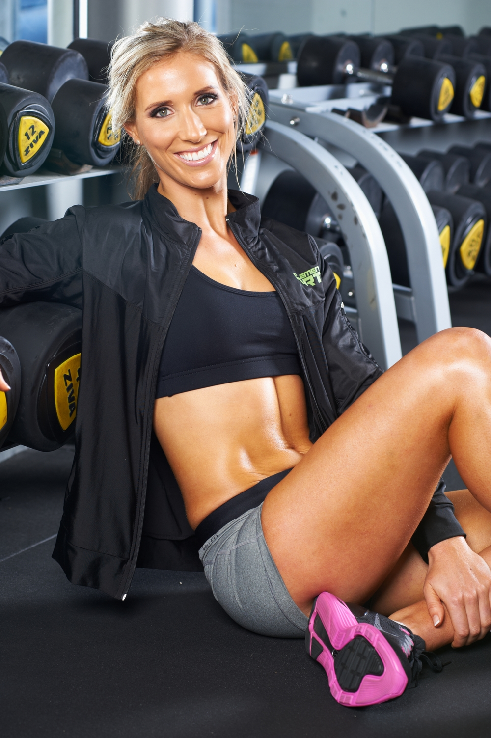 Brooke Turner Balance Fitness Nutrition