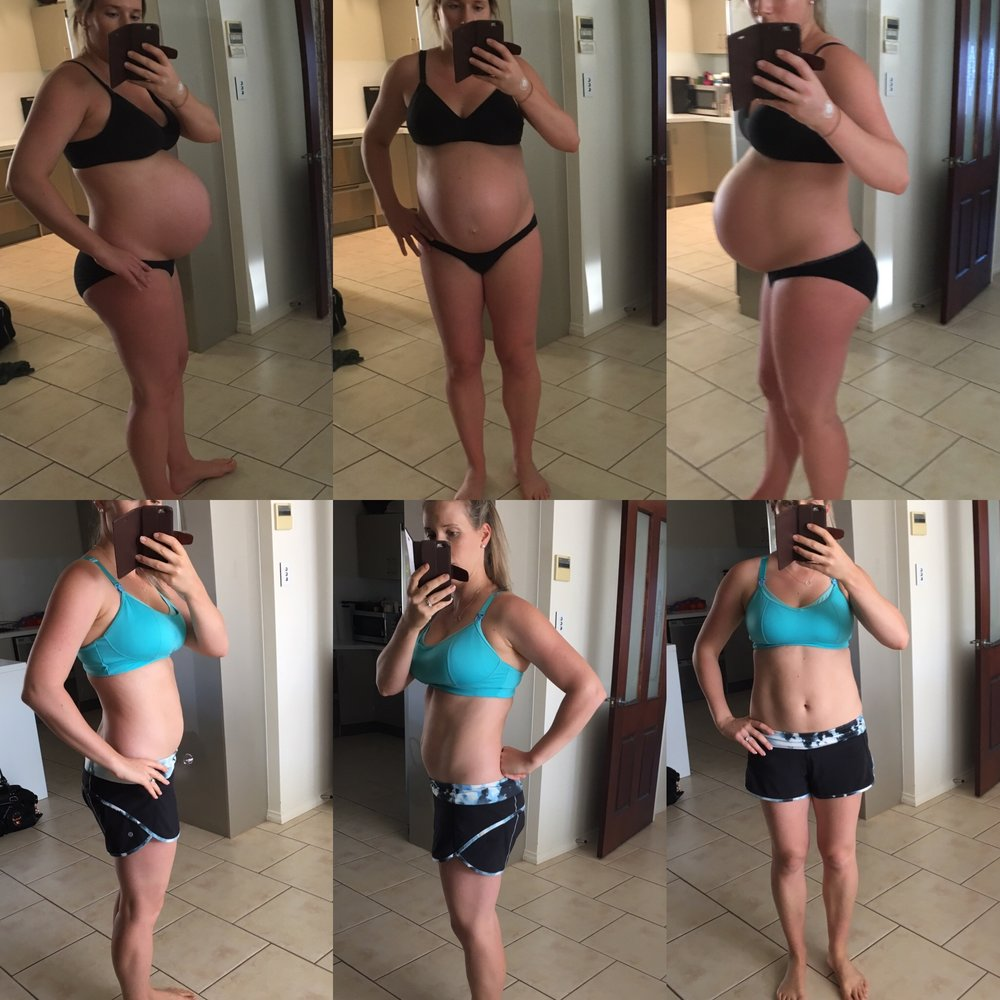 40weeks + 1 day / 11 weeks post birth