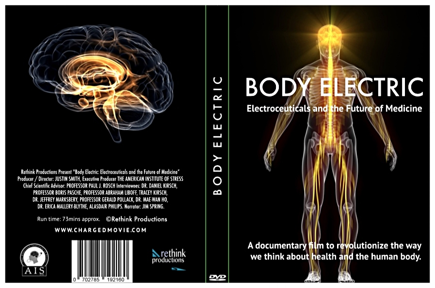 BODY ELECTRIC DVD -