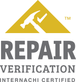 Repair Verification Certified