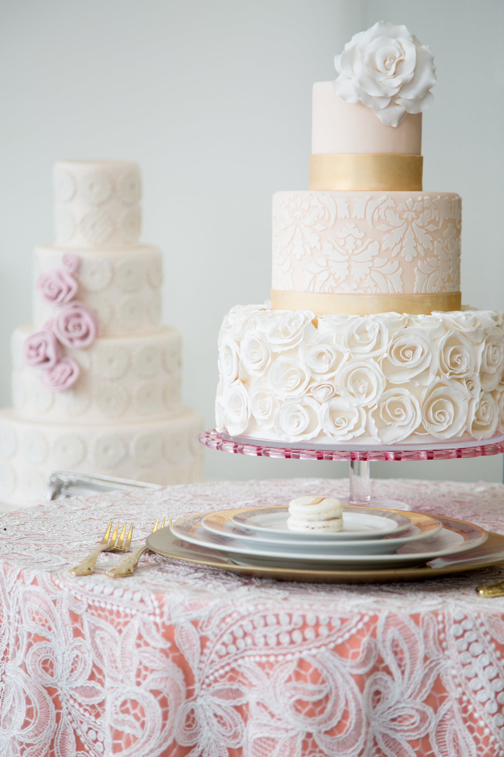 Jenny\'s Wedding Cakes