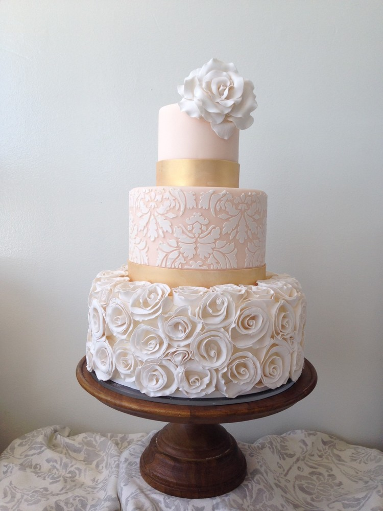 Jennys wedding cakes our cake designs are often inspired by art nature fashion and architecture every wedding has its own distinctive style and we make your cake to reflect junglespirit Image collections